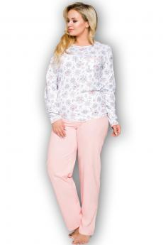Damen Pyjamas Kate 2132 pink