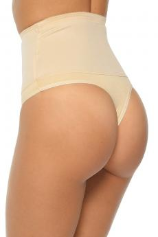 Damen Shapewear Iga thong plus beige